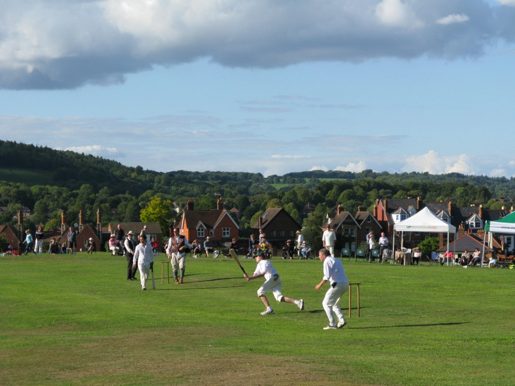 Dorking Cricket - Picture by Sandra Grant